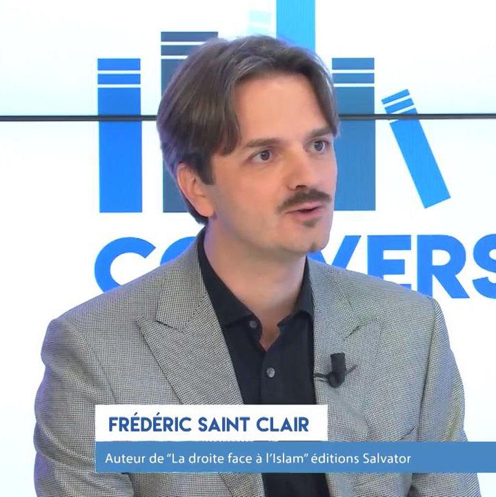 Frédéric Saint-Claire - Politologue et essayiste