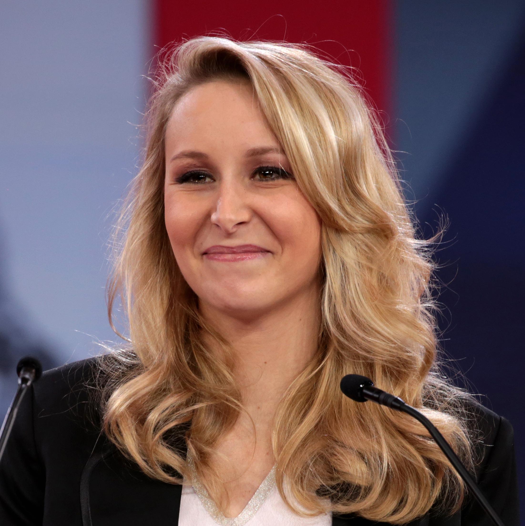 Marion Maréchal - Directrice de l'Issep