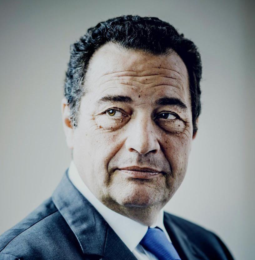 Jean-Frédéric Poisson - Président du PCD